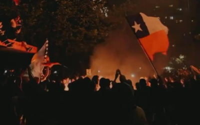 Co-founder Sixten reflects on his time in Santiago during the 2019 Chilean Revolution