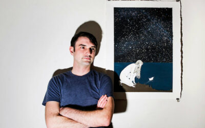 How Nathan Langston united 1000 creators across 2 million kilometres with one project