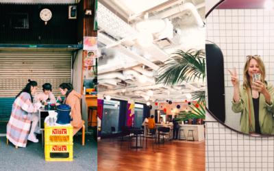 De Tokio a Lisboa y viceversa: el descubrimiento de una anfitriona de la cultura de su invitada