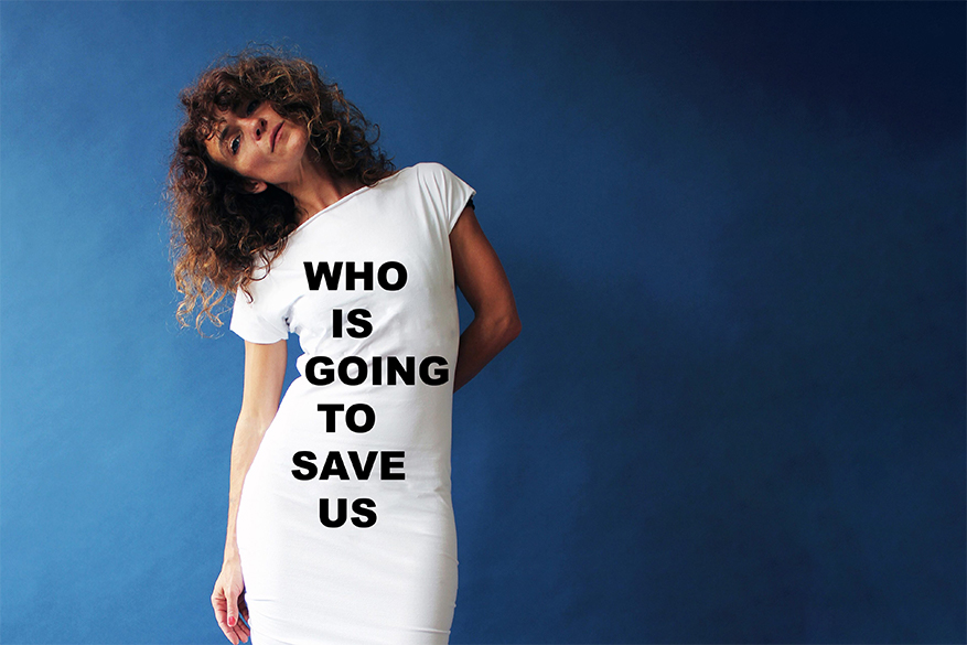 Who is going to save us? Talking climate solutions and sustainable fashion with Tilde Grynnerup