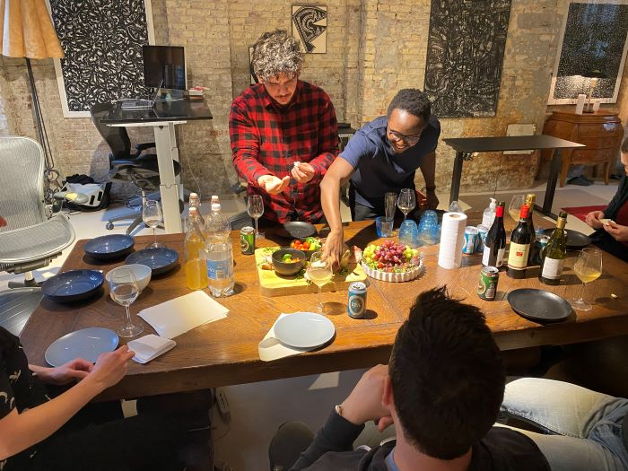 Pleo x Human Hotel: Inspiration Dinner