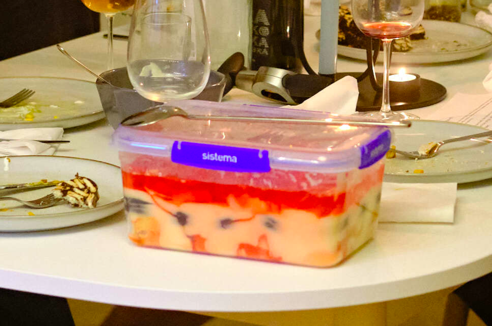 Dylan's Trifle Pudding